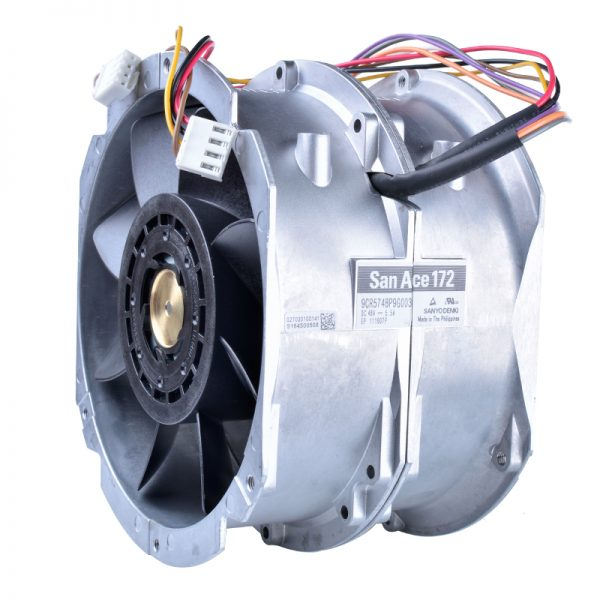 COOLING REVOLUTION 9CR5748P9G003 48V 5.5A 172x150x102 Ball Bearing Dual Motor Dual Invert Fan Super Large Air Volume