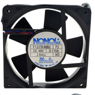 New original F1225E48B2 48V 0.17A 12CM 12025 industrial power supply cooling fan