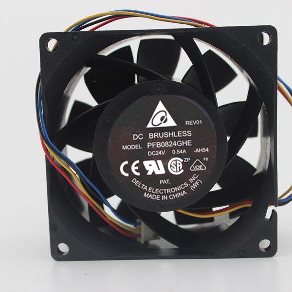 Brand new original inverter fan 8038 24V 0.54A PFB0824GHE double ball