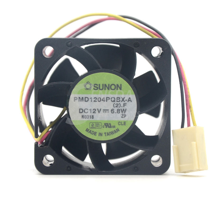 Sunon PMD1204PQBX-A 12V 6.8W axial cooling fan