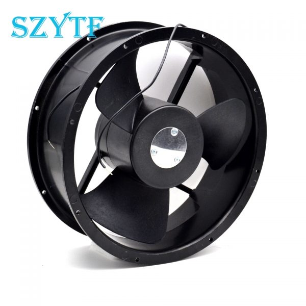 New and original control cabinet fan SJ2509HA1 25489 110V0.36A AC fan axial fan 254*89 mm