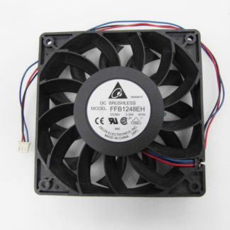 Wholesale Delta FFB1248EH 12025 12cm 120*120*25MM DC 48V 0.38A 3-line Speed Cooling Fan