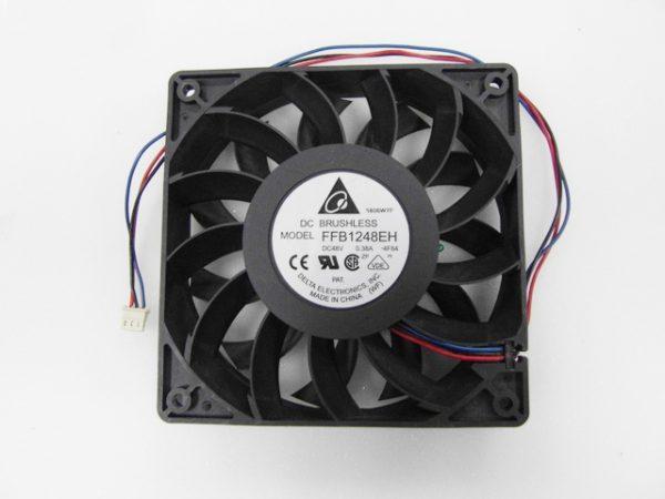 Wholesale Delta FFB1248EH 12025 12cm 120*120*25MM DC 48V 0.38A 3-line Speed Cooling Fan