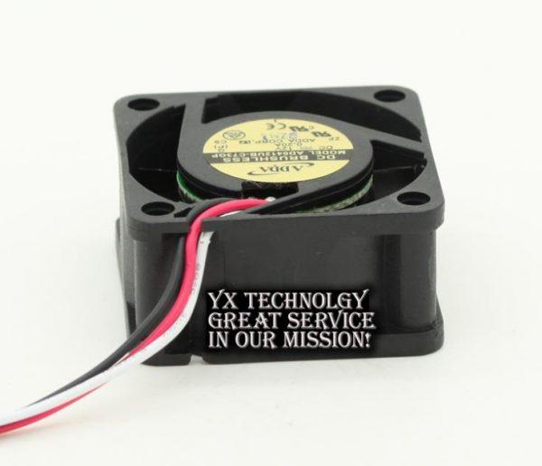 ADDA Original new AD0412UB-C73GP 12V 0.2A 4020 4cm three wire speed fan for 40*40*20mm