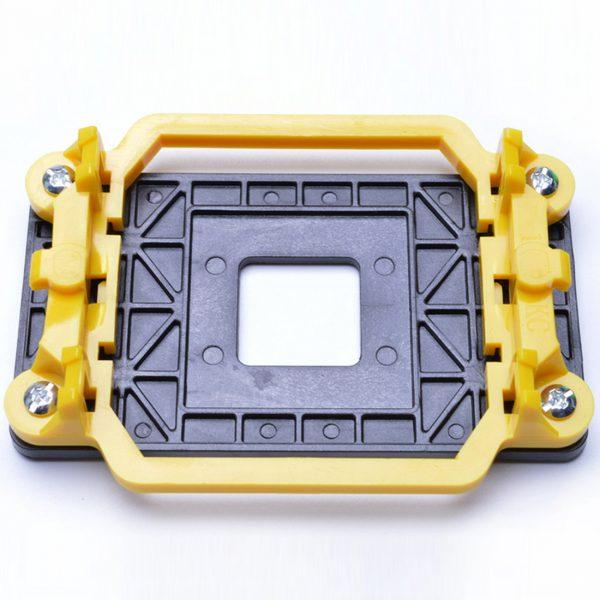 Etmakit CPU Cooler Bracket Motherboard for AMD AM2/AM2+/AM3/AM3+/FM1/FM2/FM2+/940/939 Install the fastening
