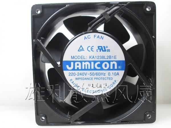 Free Delivery.KA1238L2B1E 220-240V 0.10A AC FAN cabinet cooling fan