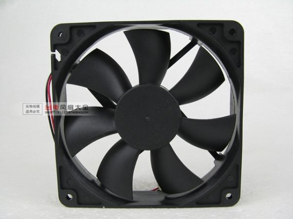 Delefun DLF1212LS 12V 0.18A 12CM 12025 120 * 120 * 25MM cooling fan