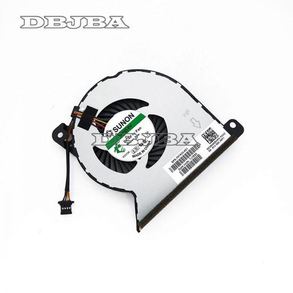Original for HP ProBook 450 G2 455 440 445 G1 470 767433-001 cpu cooling fan MF60070V1-C350-S9A
