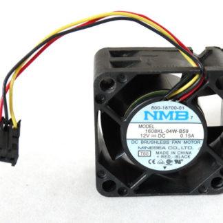Original NMB 1608KL-01W-B59 DC12V 0.15A 40*40*20MM 4CM Tachometer Signal ball bearing cooling fan