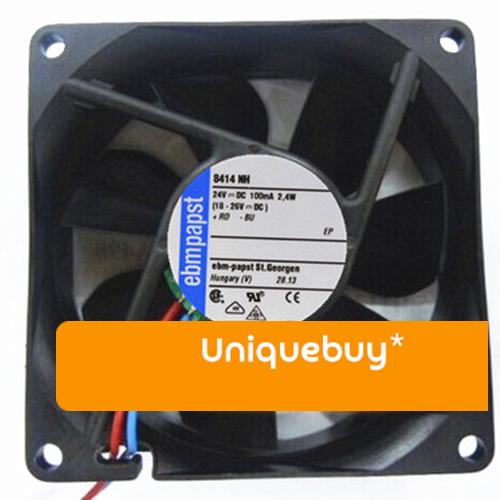 2.4W 100MA 8414NH 24V 8cm for ebmpapst High end equipment fan