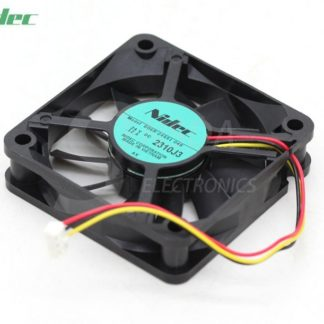 Wholesale Original NIDEC D06R-24SS1 04B 6cm 60MM 24V 0.12A 6015 three-wire inverter fan