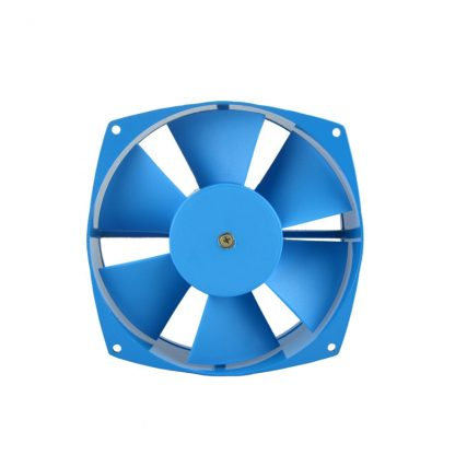 380V AC 65W 0.16A 200*210*71mm Low Noise Cooling Radiator Axial Centrifugal Air Fan Blower Cooling Device 200FZY4-D