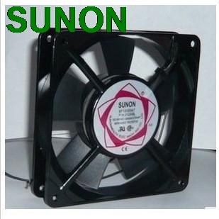120382123HSL SUNON 12CM 120*120*38MM 12038 cooling fan axial fan 220V 12CM Sleeve