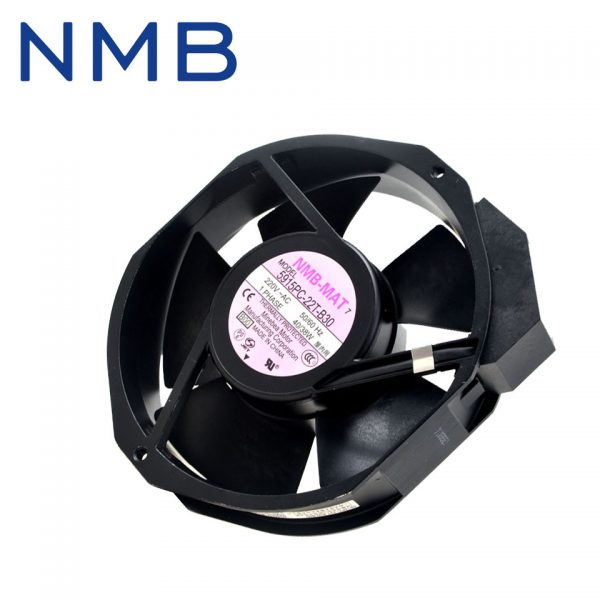 Free shipping Original 5915PC-22T-B30 Computer Blower Cooling Fan 50/60HZ 3200RPM AC 220V 40/38W 17238 172*150*38mm