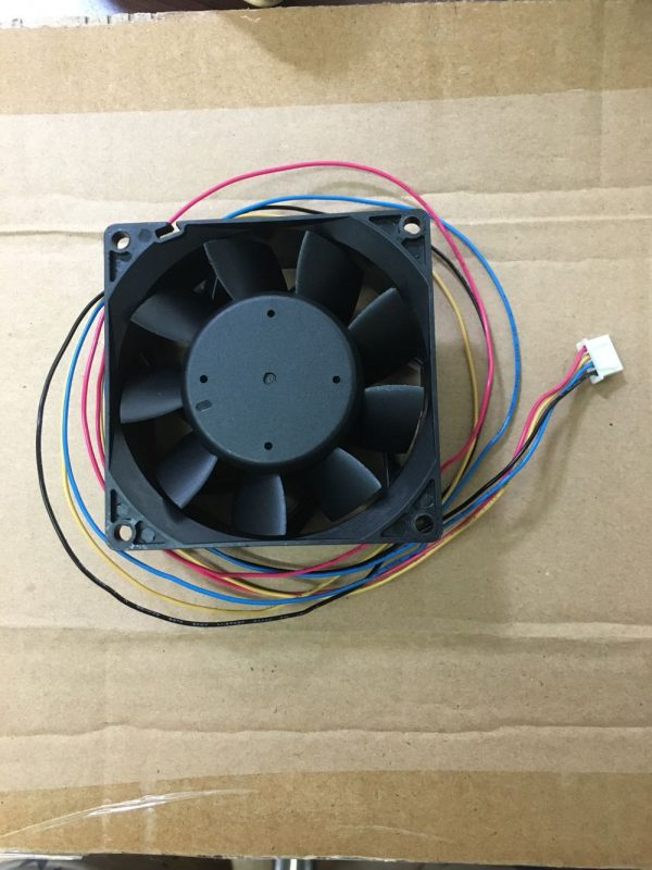 brand new DELTA PFB0848UHE 8CM 8038 48V 0.65A pwm high air volume cooling fan