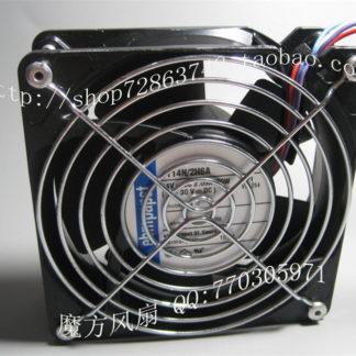 ebmpapst TYP 4114N / 2H6A 12038 24V 2.5A 60W inverter fan