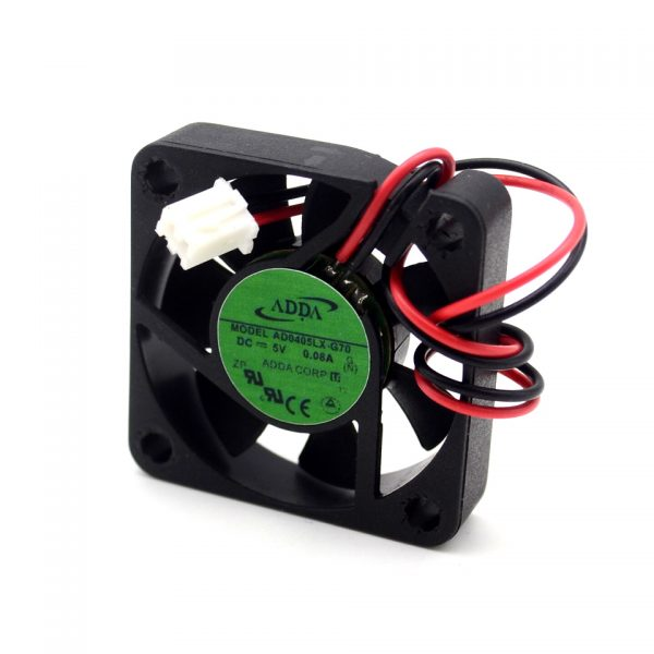ADDA AD0405LX-G70 40mm 4cm DC 5V 0.08A 40x40x10 mm quiet mini silent axial cooling fans