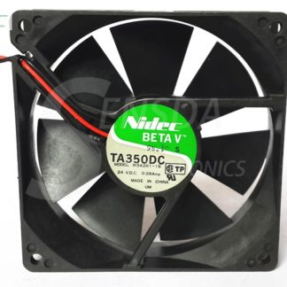 Original NIDEC M34261-16 DC 24V 0.28A server cooling fan 9025 90x90x25mm 9cm axial blower