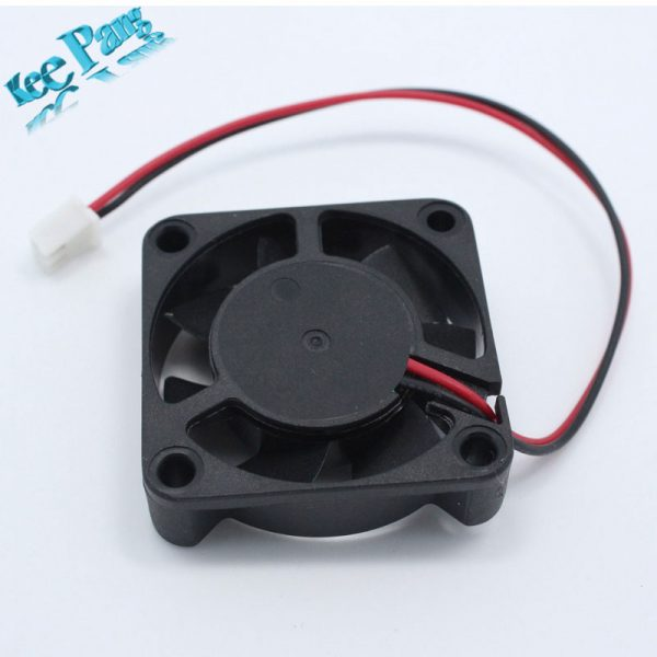 3D Printer 4010 Cooling Fan 40*40*10mm 12V 0.11A With 2 Pin Dupont Wire 40x40x10mm