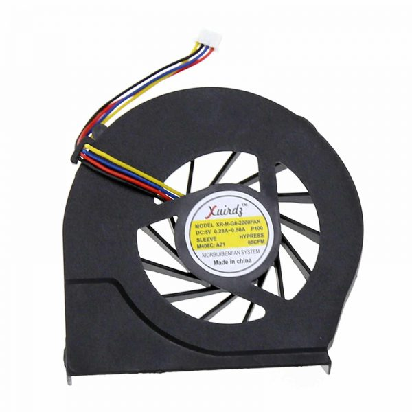 100% Brand New and High Quality CPU cooler fan for HP G4-2000, G6-2000, G7-2000 replacement cooling fan for your PC