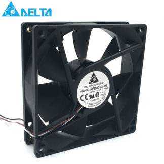 Delta AFB0912HH DC12V 0.40A case Cooling Fan