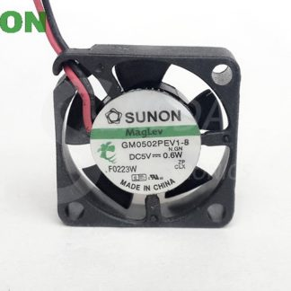 Original SUNON maglev 2506 GM0502PEV1-8 25mm 2.5cm DC 5V 0.11A mini micro quiet silent axial cooler Cooling Fans
