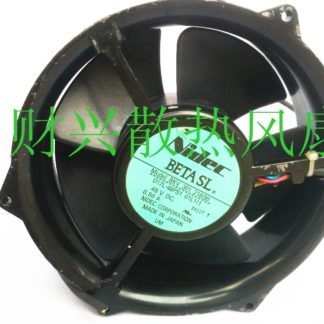 Original NIDEC D17L-48PS1 01L1L1 48V 0.90A 17CM 170* 170 * 50mm cooling fan 2 wire line