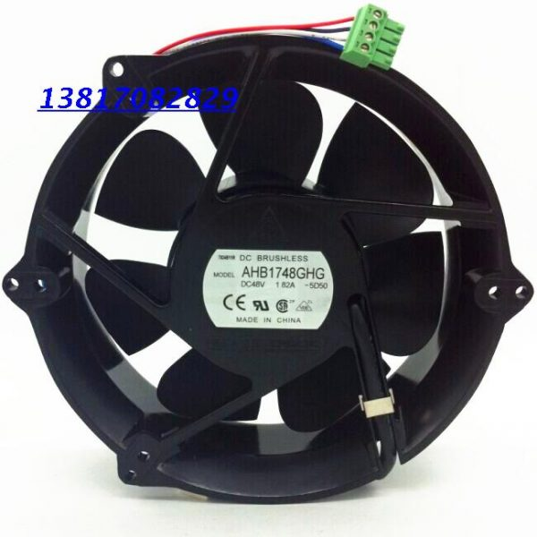 Free Shipping NEW and Original For delta ahb1748ghg 48v 1.82a 4 wire pwm cooling fan