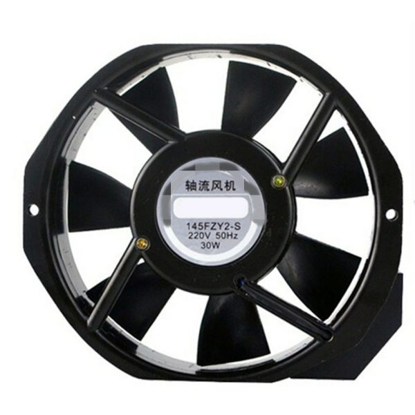 AC Axial Fan Copper Coil 145FZY Industrial Welder Cooling Fan 110V 220V 380V Brushless fan
