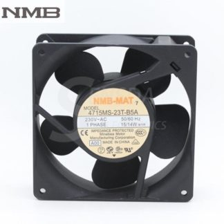 Original NMB 4715MS-23T-B5A AC 230V 12038 12cm 120mm industrial metal axial Cooling Fans