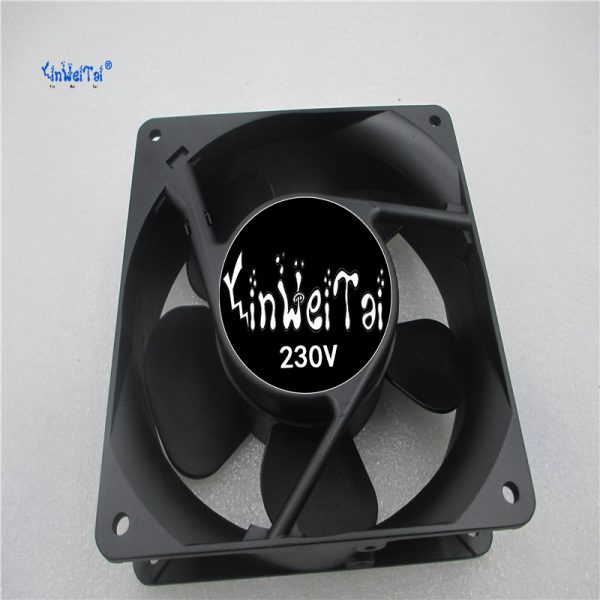 New FAN FOR NMB 4715MS-23T-B50 4715MS-23T-B4A 12cm 12038 230V 15W DC cabinet cooling fan for NMB 120*120*38mm