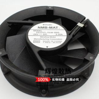 NEW NMB-MAT Minebea 6820VL-05W-B80 17CM 24V 2.2A 17251 24V cooling fan