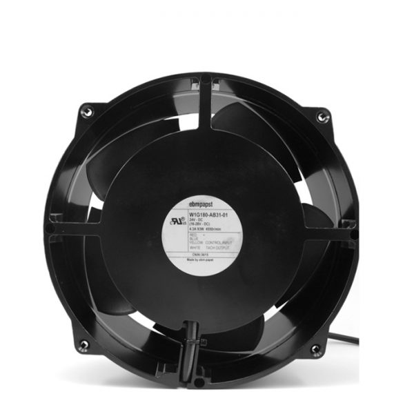 New original W1G180-AB31-01 24V 4.3A93W ABB inverter fan