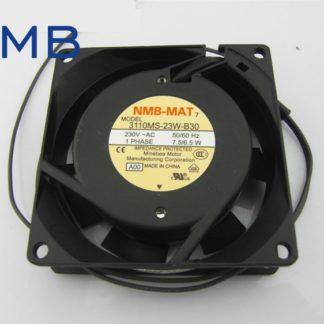 NMB New original Cabinet 3110MS-23W-B30 230V instrumentation of axial fan cooling fan 80*80*25mm