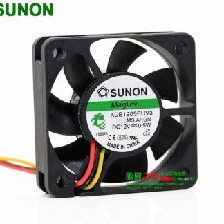 SUNON silent fan 5*5*1.5CM 50*50*15MM 5CM Maglev 5015 KDE1205PHV3 12V 0.5W
