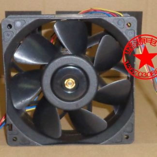 Original Delta 12038 12CM 48V 0.75A QFR1248GHE server dual ball bearing fan