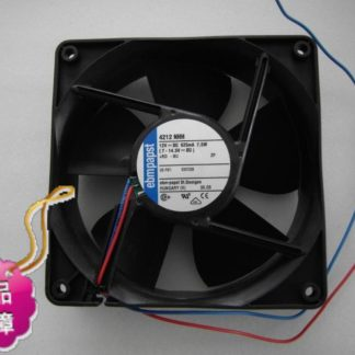 New Original EBMPAPST 4212NHH DC12V 7.5W 120*38MM equipment radiator bearing fan