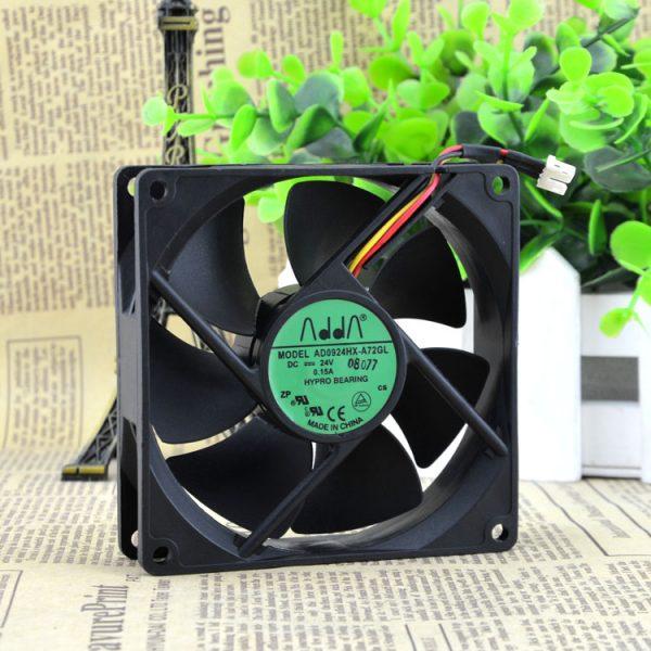 ADDA AD0924HX-A72GL 9cm DC 24V 0.15A Inverter mute Cooling fan
