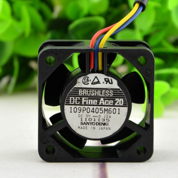 New original cooling fan 5V 0.12A 40 * 40 * 20MM 109P0405M601