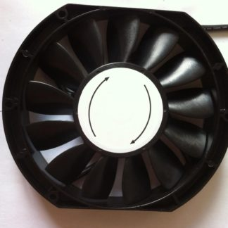 Fan for 5910PL-07W-B30 L00 48V 0.46A 172x150x25mm 2pin fan