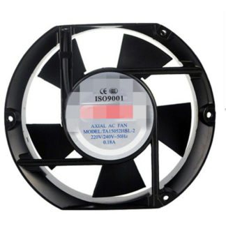 AC Axial Fan Copper Coil TA15052 Industrial Welder Cooling Fan 110V 220V 380V Brushless fan