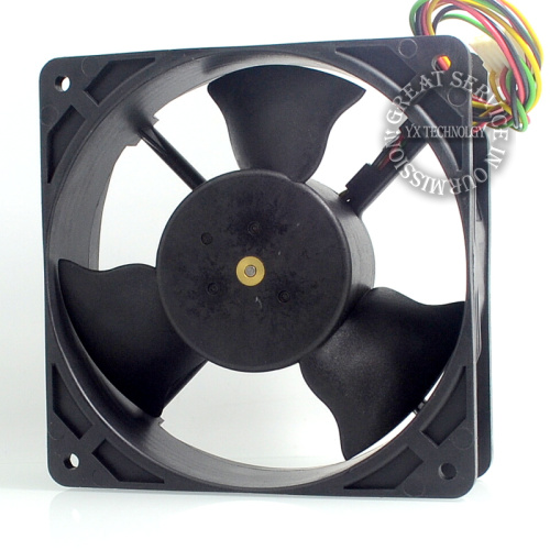 Nidec New TA450DC B34262-34 12V 0.8A 12038 12cm large air flow cooling fan for NIDEC 120*120*38mm