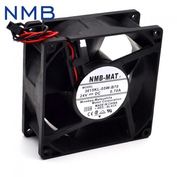 NMB 3615KL-05W-B70 24V 0.7A 9cm ABB dedicated drive ACS510 / 550 inverter fan for NMB-MAT7 92*92*38MM