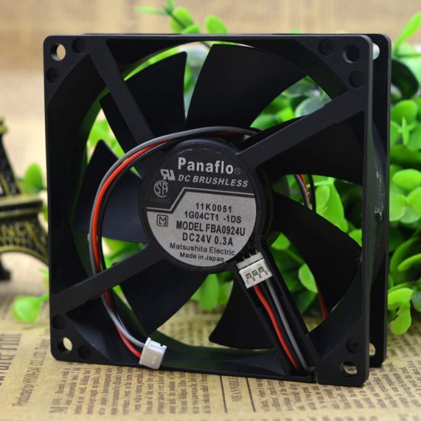 Free Delivery. FBL09A24U 9025 24 v 0.3 A chassis cabinets inverter fan