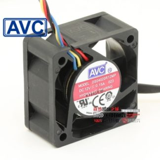 AVC New original DS04020R12MP 4020 12v 0.15A 4 line support PWM cooling fans 40*40*20mm