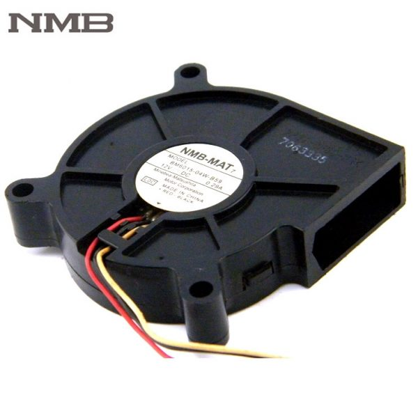 NMB BM6015-04W-B59 6015 Blower DC 12V 0.29A Server Inverter PC case Cooling Fan