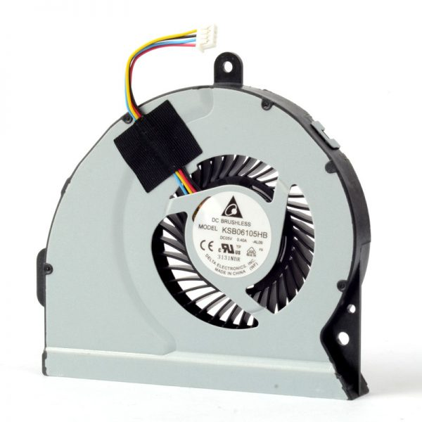 Replacement Accessories CPU Cooling Fans 5V 0.4A Fit For Asus K53S/A43 Notebook Computers Processor Cooler Fan F1173