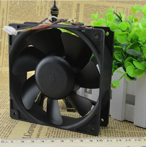 AVC P1238B24H 12CM 120*120*38 24V 0.35A four wire inverter dual ball fan
