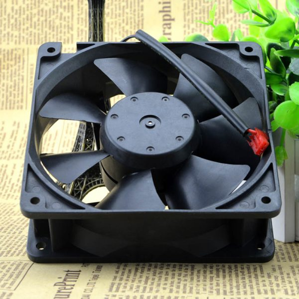 For NMB 4715KL-05W-B30 120*120*38mm 24V 0.4A 2pin cooling fan