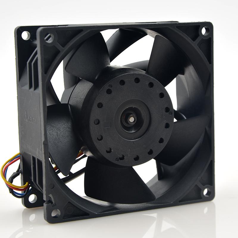 Delta PFR0912XHE 9CM 90mm 4.5A 90*90*38mm DC 12V Server Extensions machine cooling fan
